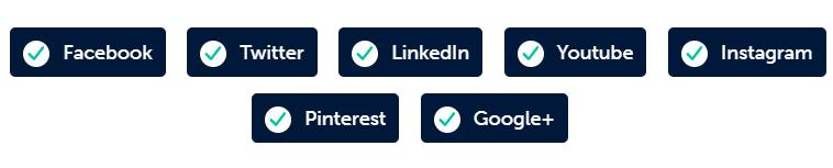 شبکه های اجتماعی لیما وب