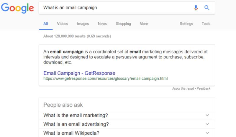کمپین ایمیلی چیست؟