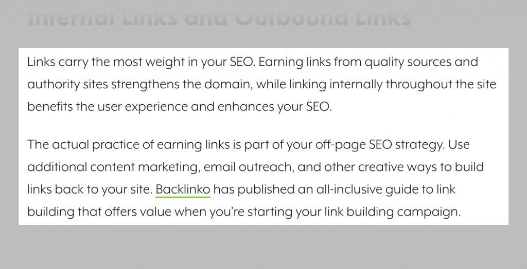 روش لینک سازی سایت backlinko