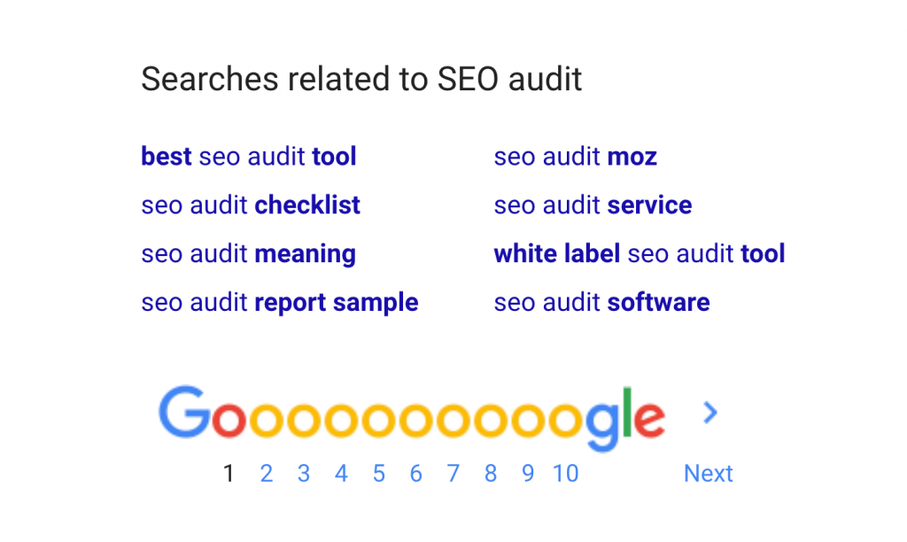 جستجوی وب گوگل