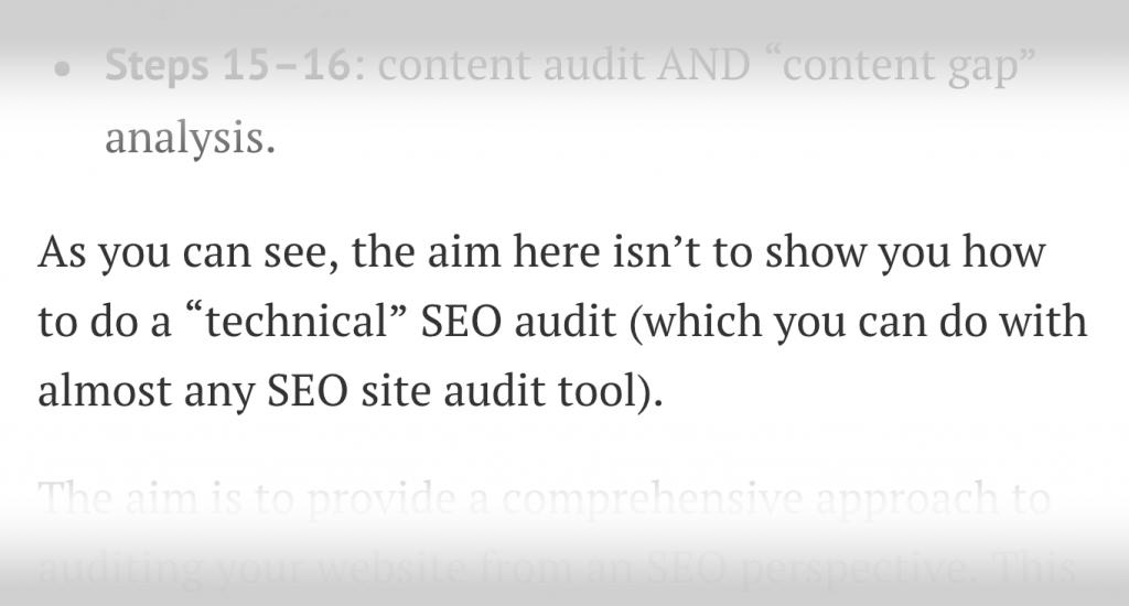 ارزیابی سئو سایت