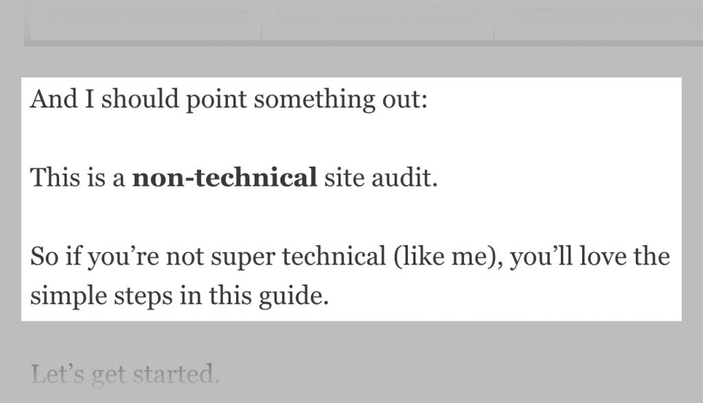 ارزیابی سئو سایت از دیدگاه غیر فنی