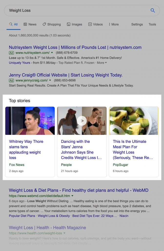 برترین اخبار گوگل